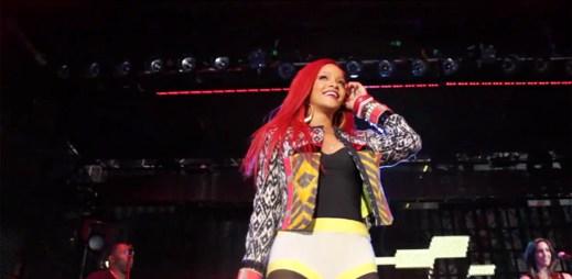 Rihanna: video z natáčení The Seven