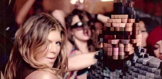 Black Eyed Peas: videoklip k singlu The Time (Dirty Bit)