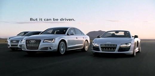 Audi: od pravěku po současnost