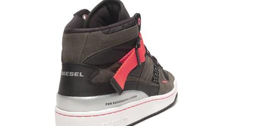 Adidas a Diesel vytvořili novou kolekci bot