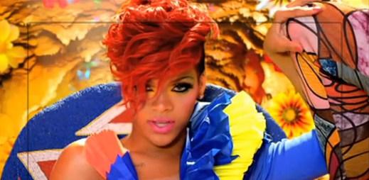 Rihanna: konečný videoklip Who's That Chick?