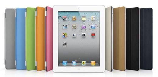Tablet iPad 2 od Applu v České republice