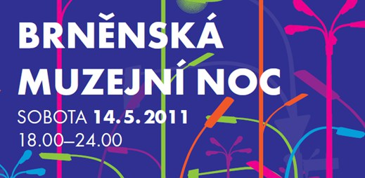 Muzejní noc ovládne Brno