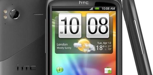 Novinka: nadupaný smartphone HTC Sensation