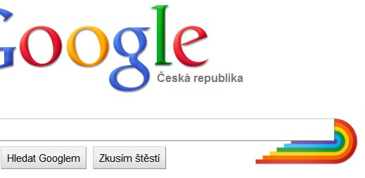 Google podporuje gay komunitu