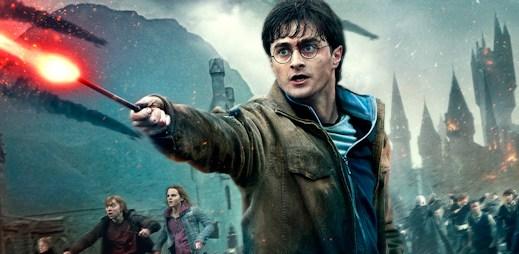 Druhé pokračování Harry Potter a Relikvie smrti: miliardové tržby
