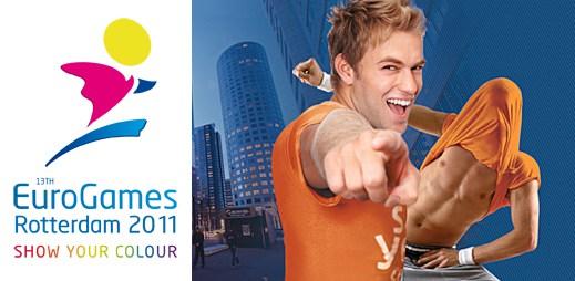 Fanděte české gay výpravě na LGBT EuroGames 2011