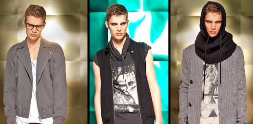 Bershka: páteční inspirace, aneb hezký kluk a trendy oblečení