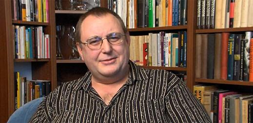 Osobnost: Jiří Hromada, největší zastánce gay komunity