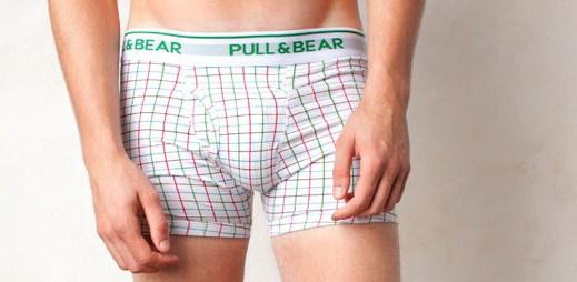 Pull & Bear: Sexy spodní prádlo (boxerky)