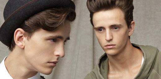 Španělská Zara: Podzimní/zimní lookbook pro kluky