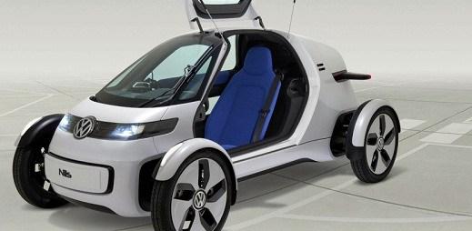 Elektromobil blízké budoucnosti, aneb Volkswagen NILS