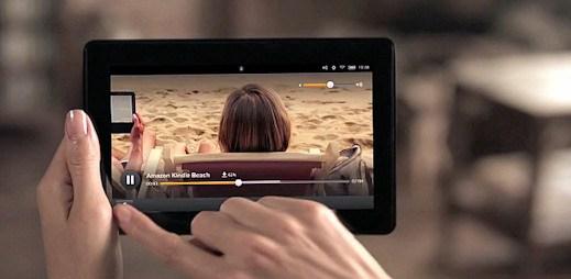 Zapomeňte na iPad, je tu nový levný tablet Kindle Fire