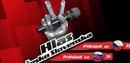 Hlas Česko Slovenska: soutěž, ve které vizáž nehraje žádnou roli