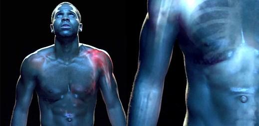 Jason Derulo ukázal své sexy tělo v klipu Breathing