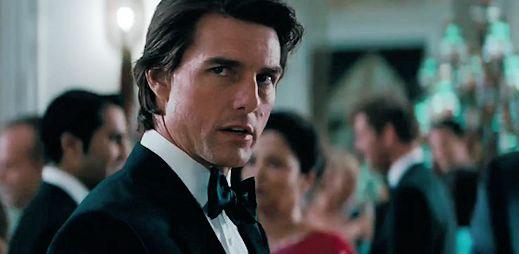 Mission Impossible IV: Tom Cruise opět v akci, bojuje o svoji pověst