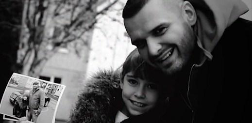 """Rytmus: Nový videoklip k songu """"Sám"""", který má srdce"""