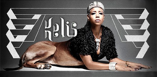 Kelis: Nový song Anything Like You z chystaného alba