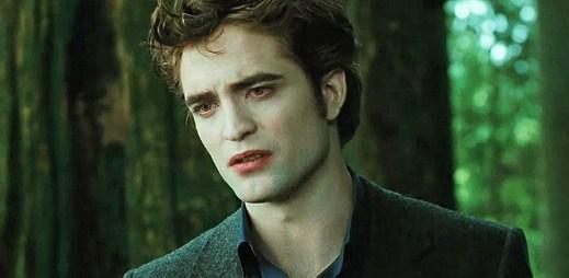 Robert Pattinson tváří kolekce spodního prádla