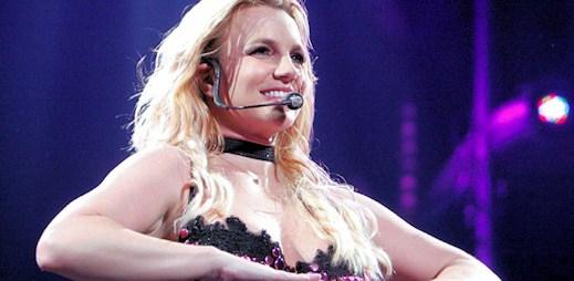 Dárek od fanoušků pro Britney Spears