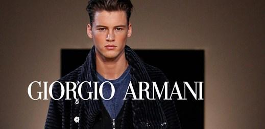 Co si oblékneme příští zimu? Giorgio Armani to už ví