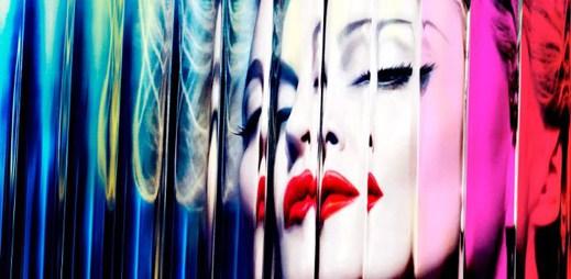 Podívejte se jako první: Očekávaný klip Madonny z alba MDNA