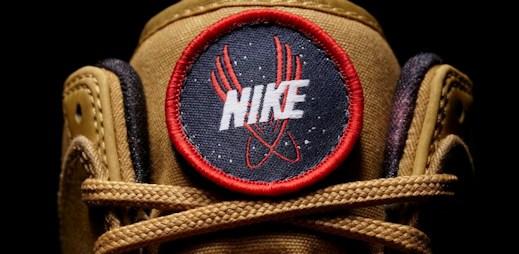Nike: Luxusní kolekce bot Nike Dunk připomíná vesmír