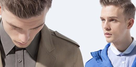 Zara: speciality z nového lookbooku pánské kolekce