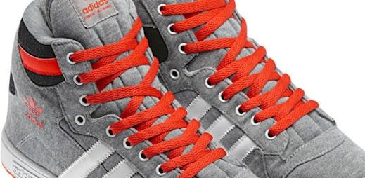 Boty Adidas Decade OG Mid vhodné i do ulic