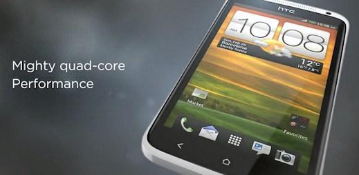 Mega rychlý HTC One X se řadí mezi nejlepší chytré telefony