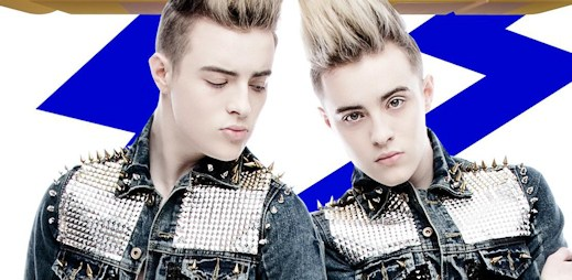 Jedward vyrazí na Eurovision Song Contest 2012 s Waterline