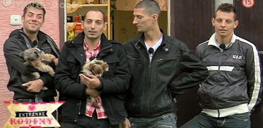 Extrémní rodiny: 4 gayové v nové reality show na TV JOJ (video)