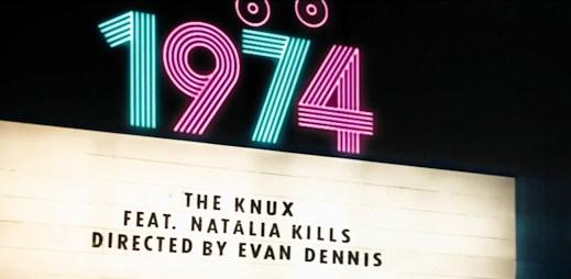 The Knux a Natalia Kills natočili videoklip s atmosférou 70. let