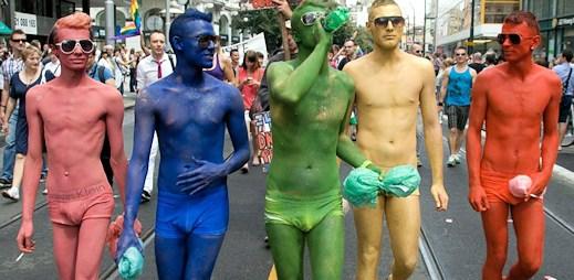 Prague Pride 2012: Dáme barvy dohromady - jarní upoutávka