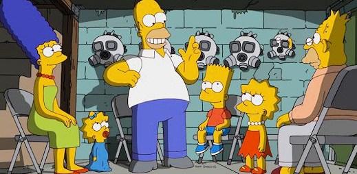 Matt Groening promluvil o Simpsonech: Springfield leží v Oregonu