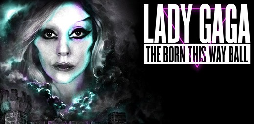 Lady Gaga: První koncert z Born This Way Ball Tour 2012 (video)