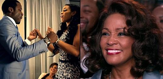 Whitney Houston a její poslední singl Celebrate k filmu Sparkle
