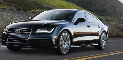 Nová Audi A7 zazářila v nové kampani, jak sviští po silnicích