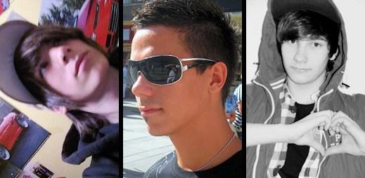 Souboj kluků #54: Tři noví sympaťáci mají 17, 19 a 18 let