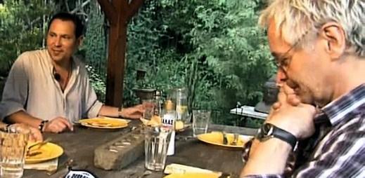 Gayové Robert Vano a Pavel Vítek vaří v Prostřenu