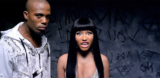 Nicki Minaj a B.o.B se zbláznili v Out Of My Mind