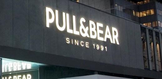 Dvoupatrový Pull & Bear v druhém největším městě Nizozemí
