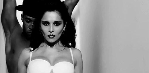 Cheryl Cole ukázala svého sexy přítele v klipu Ghetto Baby