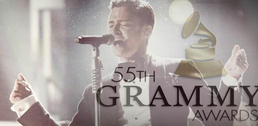 10 nejlepších vystoupení na Grammy 2013 a návrat Justina Timberlaka