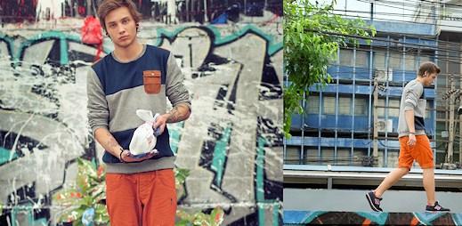 Inspirujte se streetovým stylem jarní kolekce značky Cropp
