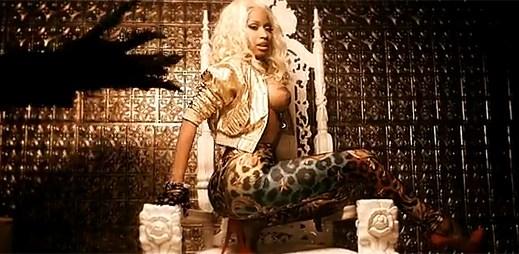 Nicki Minaj a French Montana ovládli trůn v horkém klipu Freaks