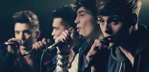 Noví One Direction: Union J se poprvé setkávají v klipu Carry You