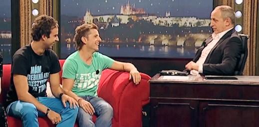 Show Jana Krause: Kluci z ViralBrothers prozradili, jak začali natáčet