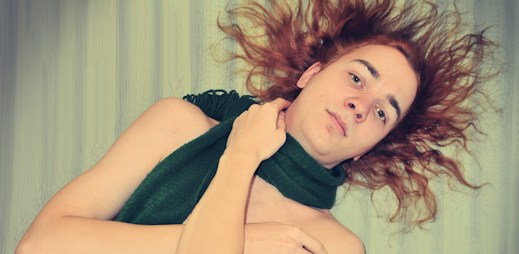 Honza: Všechny moje vztahy s kluky začaly přes internet