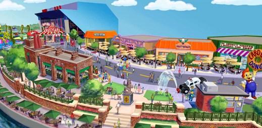 V USA vzniklo skutečné město Simpsonových se vším všudy